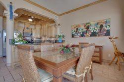 Two Bedroom Luxury Seaview Suites - Kitchen/Dining Room