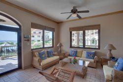 Two Bedroom Luxury Seaview Suites - Living Room