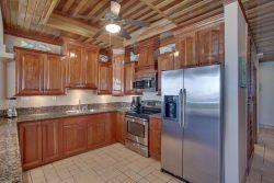 One Bedroom Luxury Seaview Suite - Kitchen