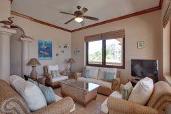 One Bedroom Luxury Seaview Suite - Living Room