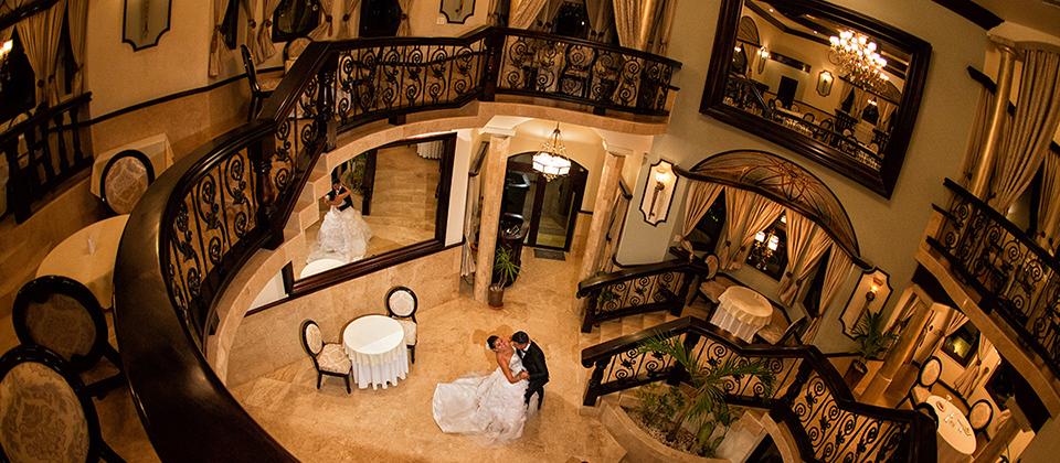Cocoblanca wedding reception