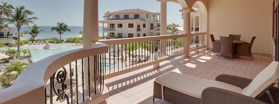 one bedroom luxury seaview
