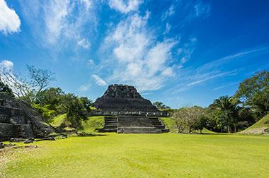 Xunantunich-Belize-Ruin