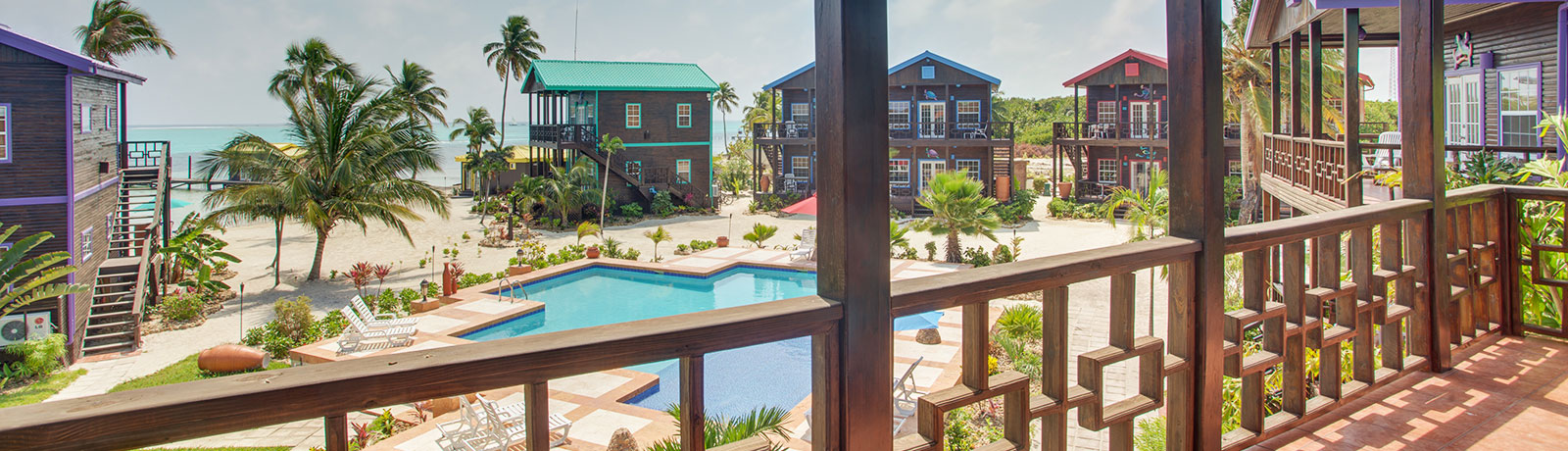 Beachfront Belize Vacation Resort X'tan Ha