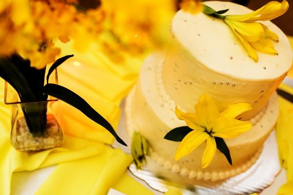 Belize Wedding Services, The Cake - photo by Leonardo Melendez