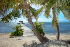 Belizean Cove Estates Luxury Belize Vacation Rental Dock
