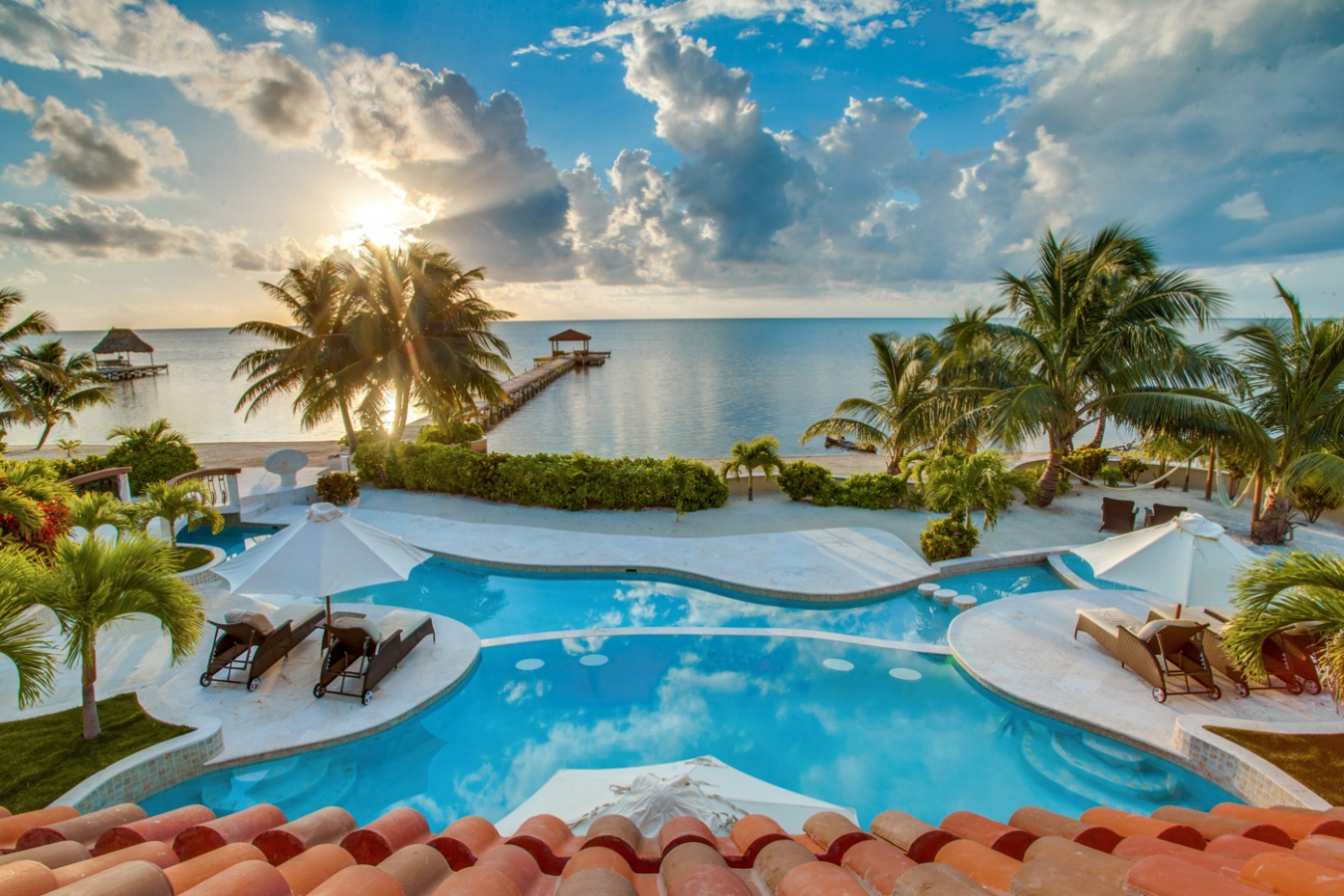 Sandy Point Resorts  A Resort for Every Vacation in Belize