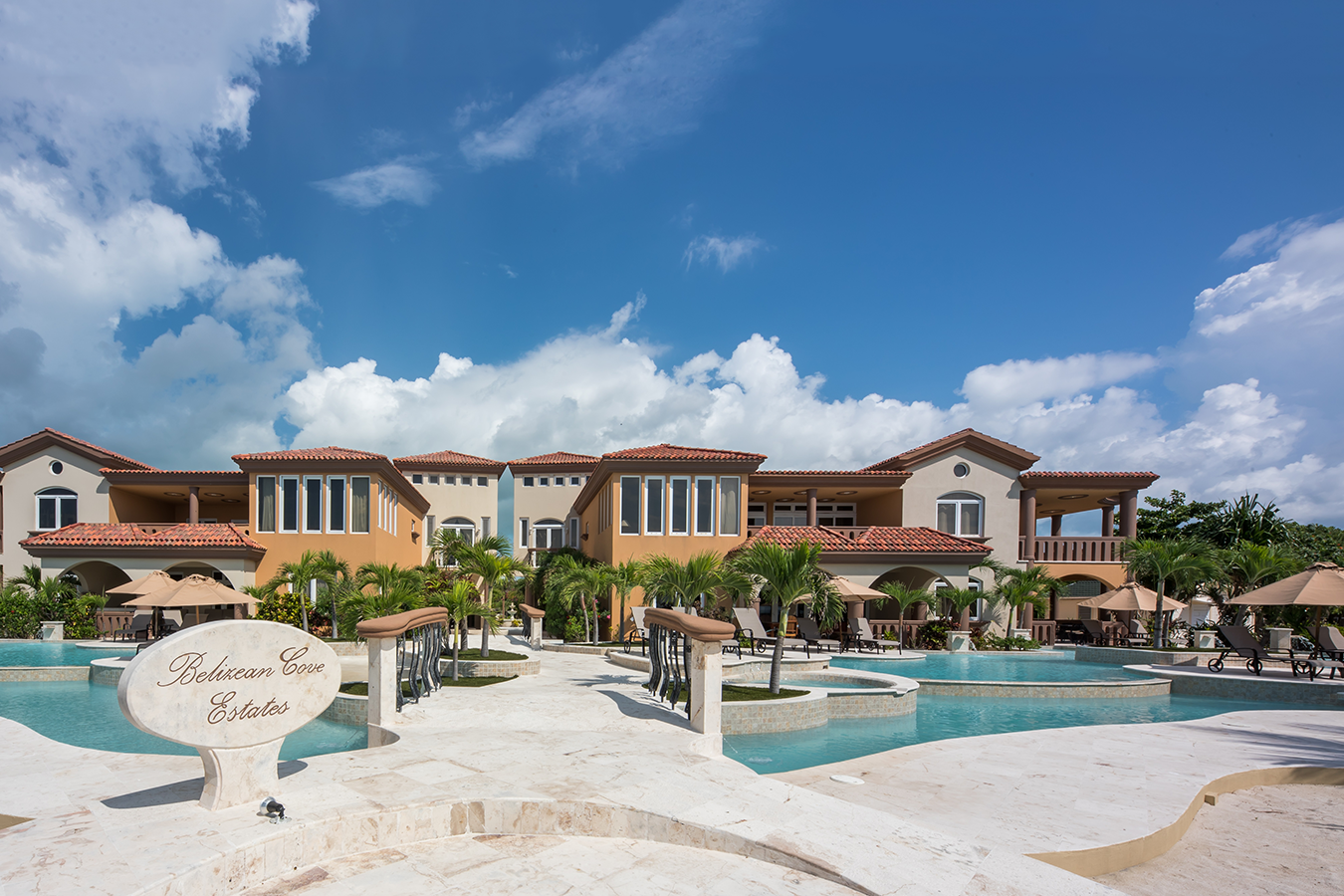 Belizean Cove Estates - Luxury Beachfront Vacation Rentals
