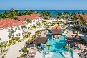 Belizean-Shores-Resort-Aerial