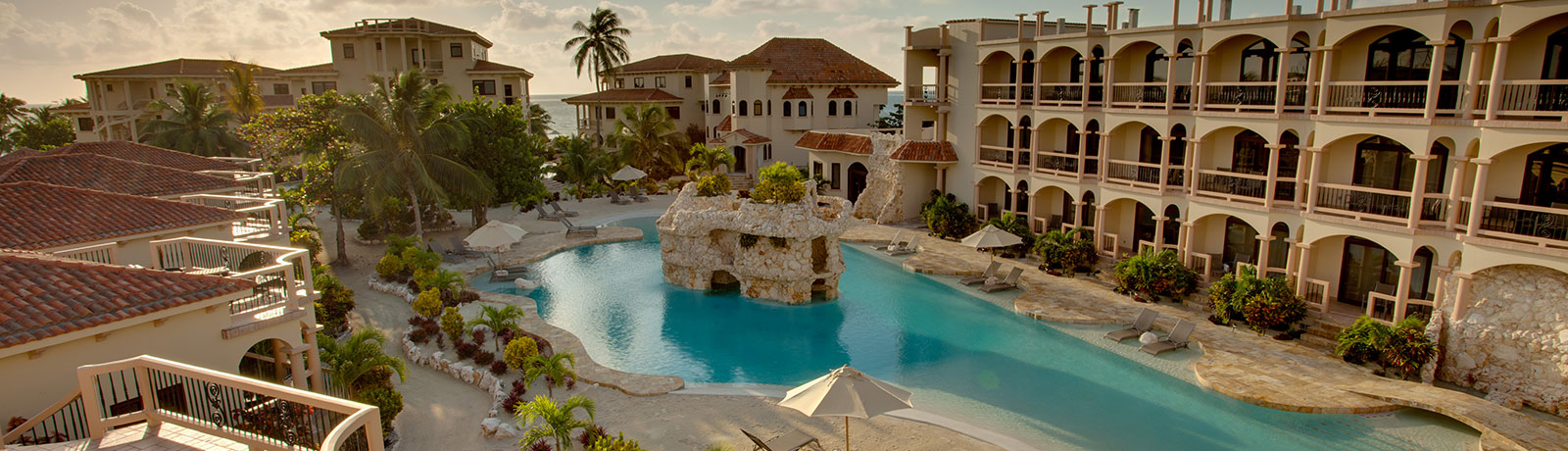 Coco Beach Resort Belize Vacation