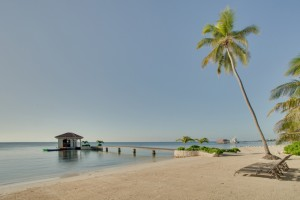 Coco Beach Resort Luxury Belize Resort Dock