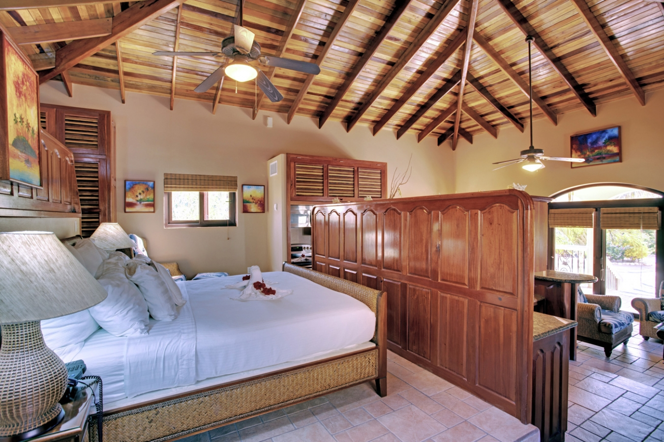 One Bedroom Luxury Honeymoon Casitas O Xtan Ha Resort