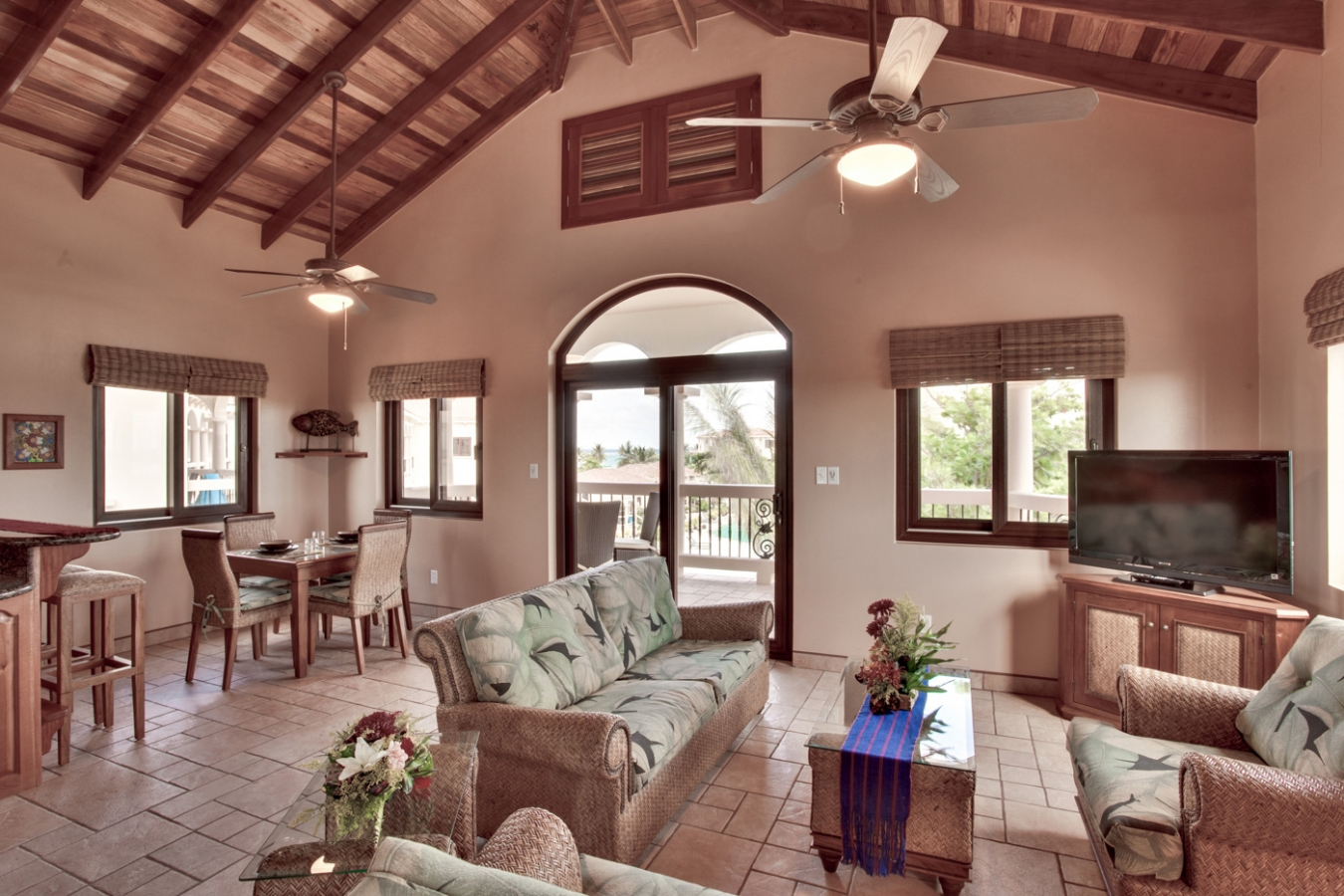 Two Bedroom Luxury Pool View Villas Coco Beach Resort