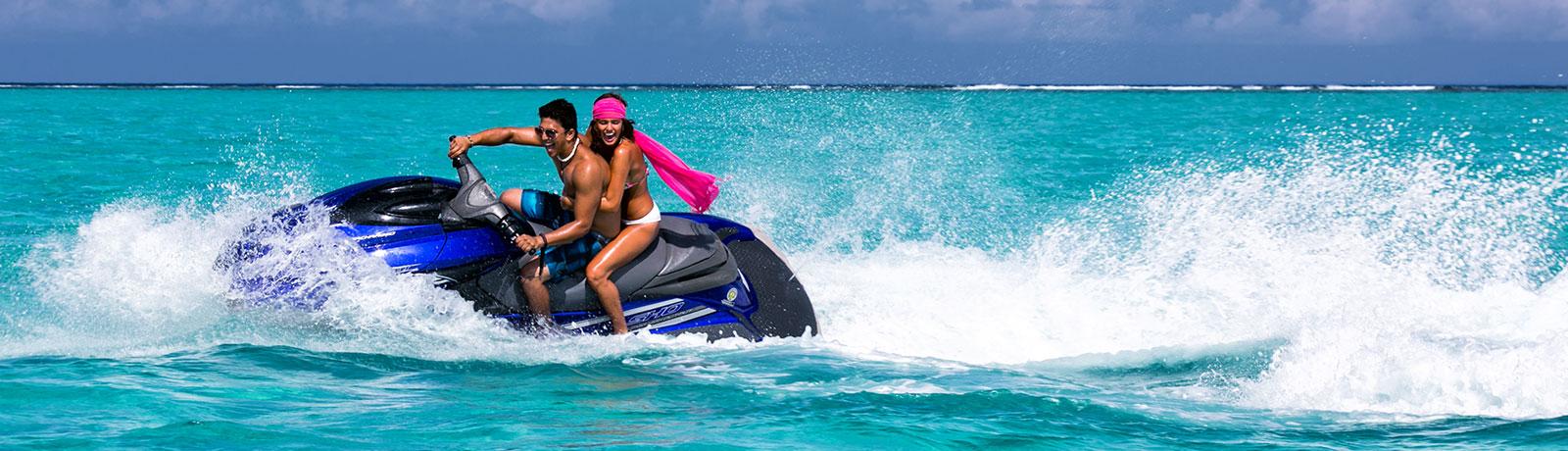 Jet Ski Fun, X'tan Ha Resort