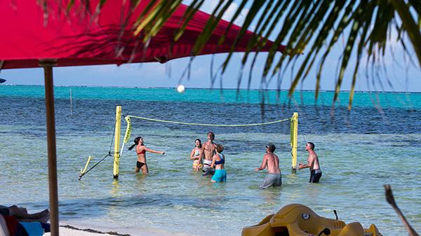 Landsports and Activities at Sandy Point Resorts