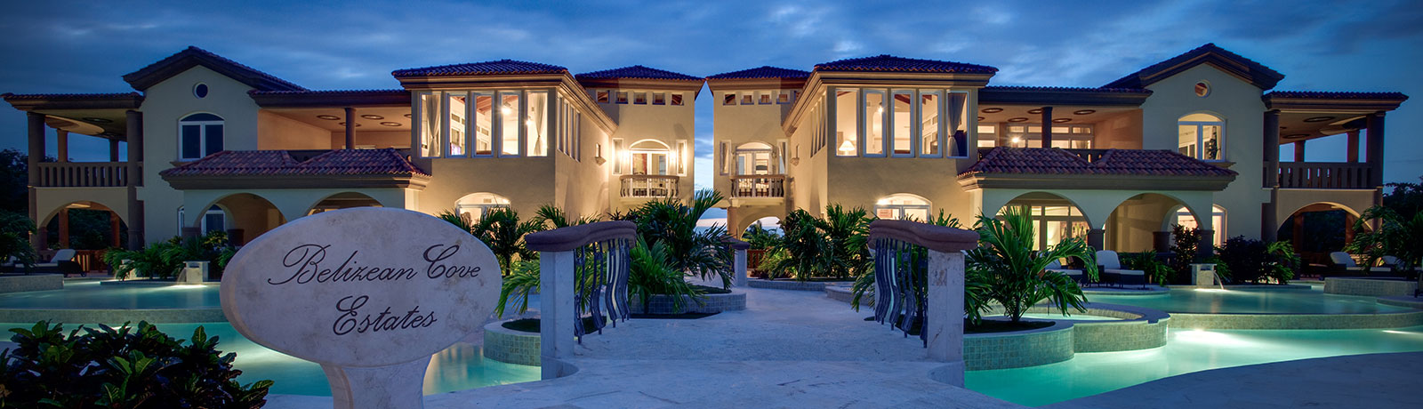 Luxury Beachfront Belize Vacation Rentals