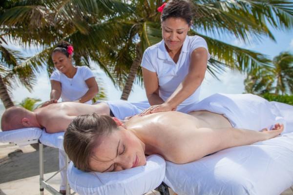 Spa Massage Wedding Services Sandy Point Resorts