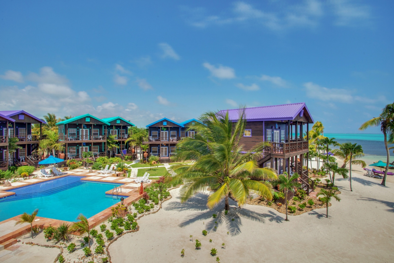 Belize Resort Vacation Photos • Photos Of Sandy Point Resorts