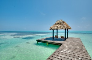 X'tan Ha Beachfront Resort Ambergris Caye Belize Dock