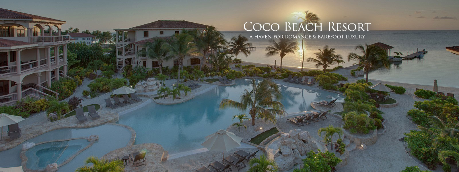 Coco Beach Resort, Ambergris Caye, Belize