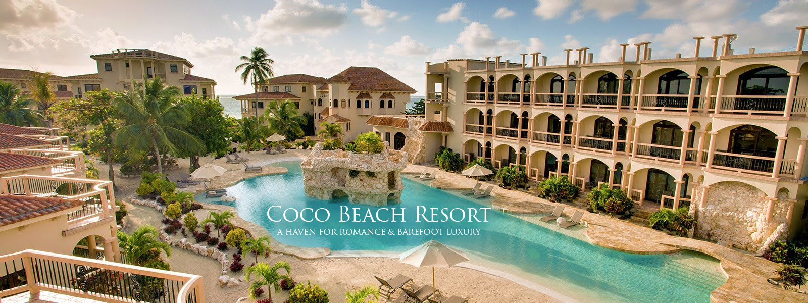 Coco Beach Resort Belize Sandy Point Resorts