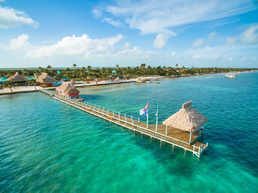 Costa Blu Aerial Dock