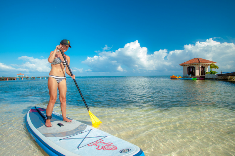 Paddle Board Coco Beach
