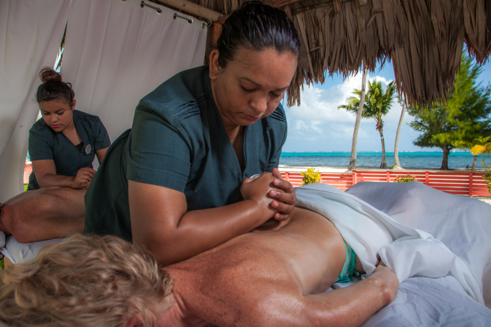 Couples Massage Costa Blu