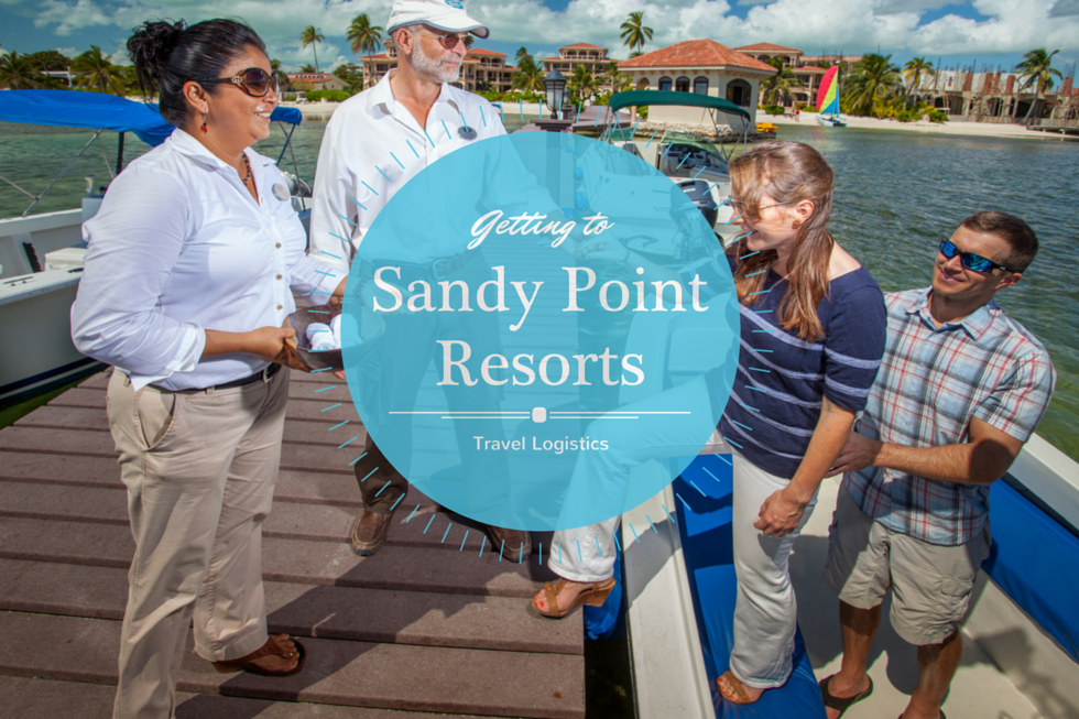 Getting to Sandy Point Resorts