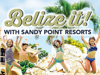 UnBelizeable Spring Break Photo Contest! Show us how you Belize It at Sandy Point Resorts and win!