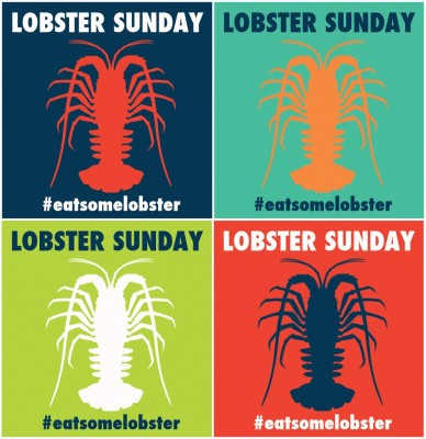 Lobster Sunday Logo