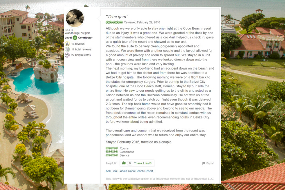 Coco Beach Review