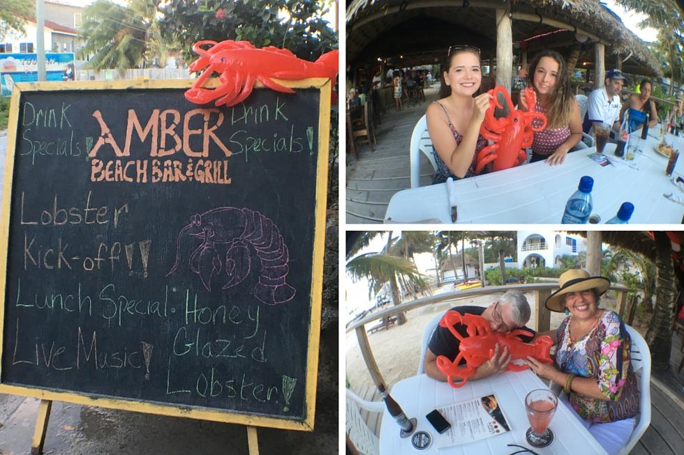 Amber Beach Bar & Grill - June 15th