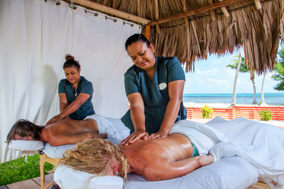 Escape Day Spa at Costa Blu Belize