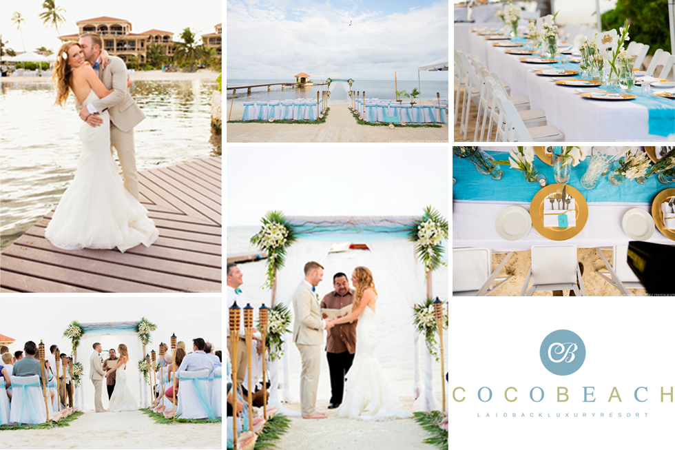 Coco Beach Resort Weddings