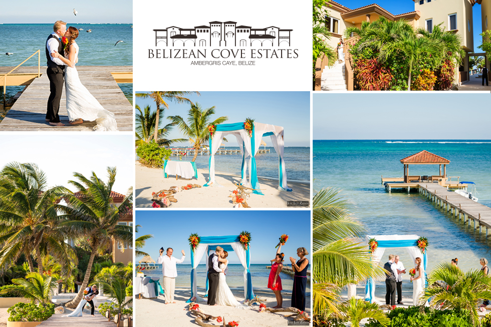 Belizean Cove Weddings