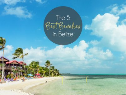 The 5 best beaches in Belize