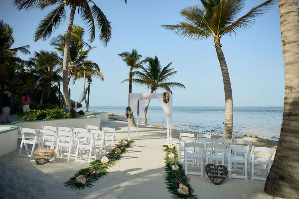 Sandy-Point-Resorts-Wedding-Setup-