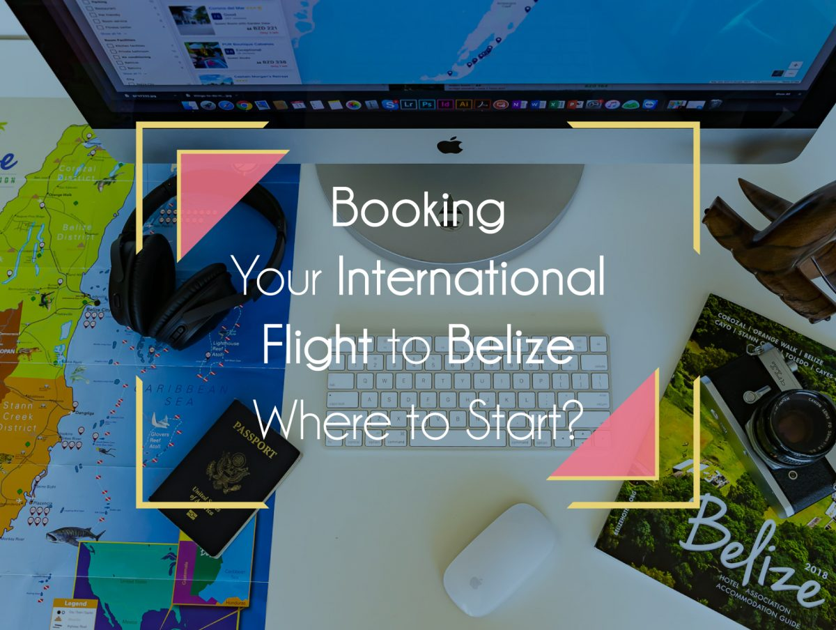 Booking-International-Flight-Where-to-start