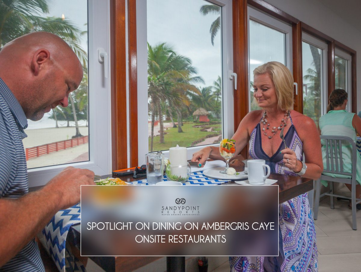 Spotlight-Onsite-Restaurants for Sandy Point Resorts