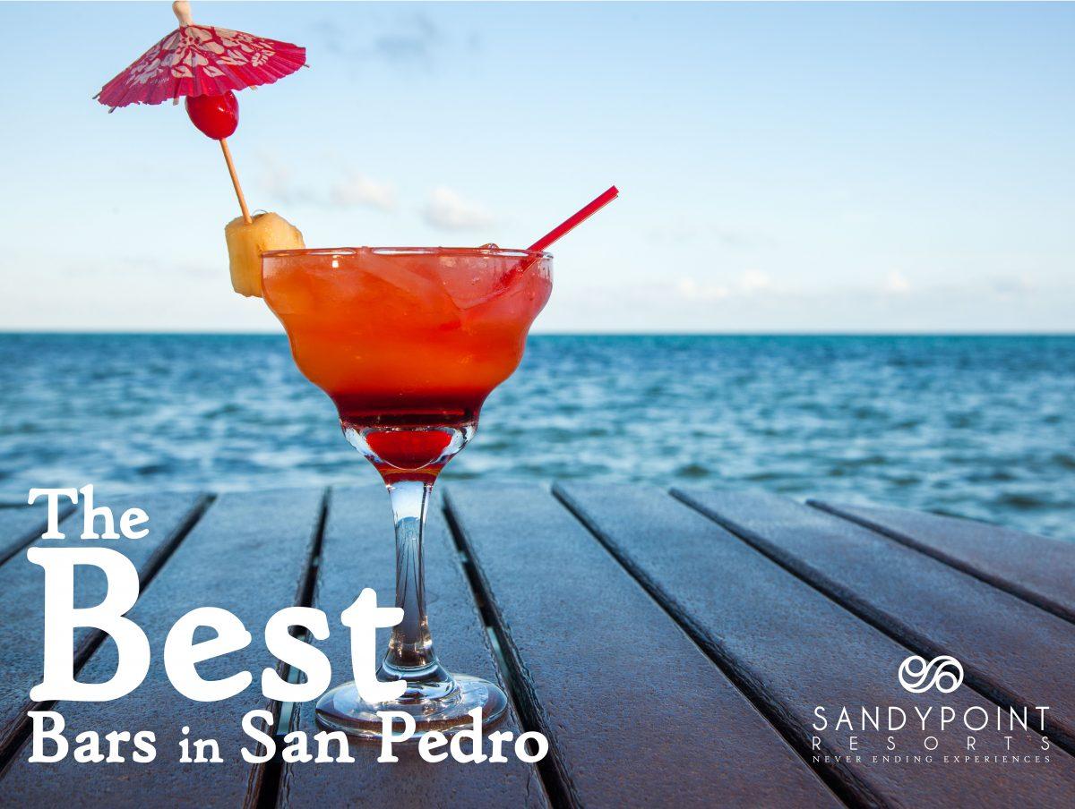 The Best Bars in San Pedro Belize