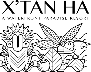 X'tan Ha Resort Logo
