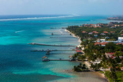 Belize Coastline