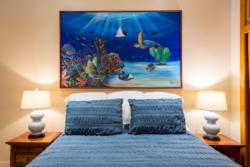 Bedroom in Villa Paraiso