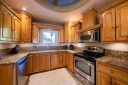 Kitchen Area in Villa Paraiso