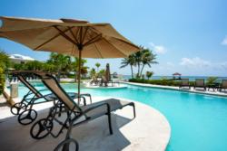 Pool entrance from Villa Paraiso