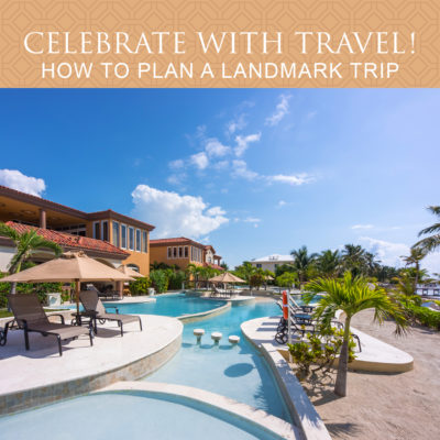 Celebrate with Travel