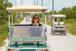 Golf Cart to Town