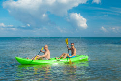 Belizean-Shores-Resort-Kayaking-
