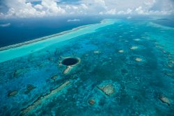 Belize Barrier Reef Blue Hole